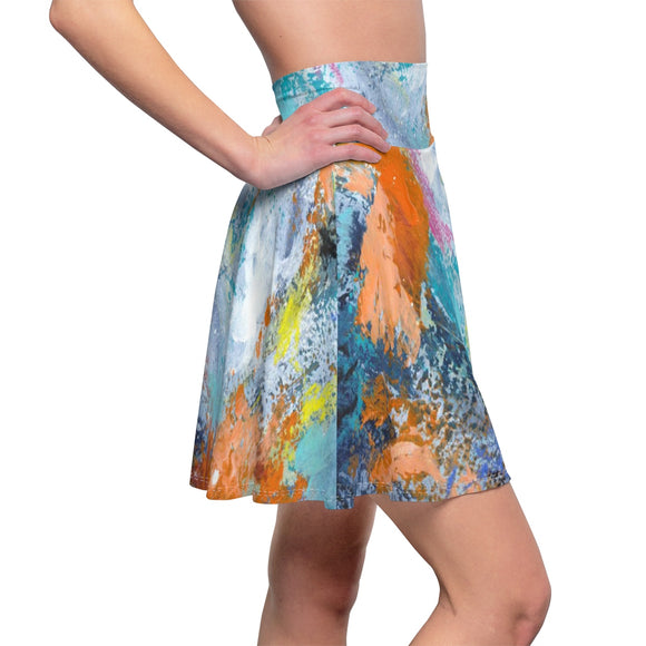 Lyrical by DeScala - Women's Skater Skirt