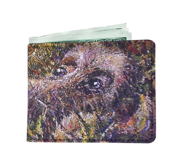 Deep Thoughts by Tocher - Men's Wallet