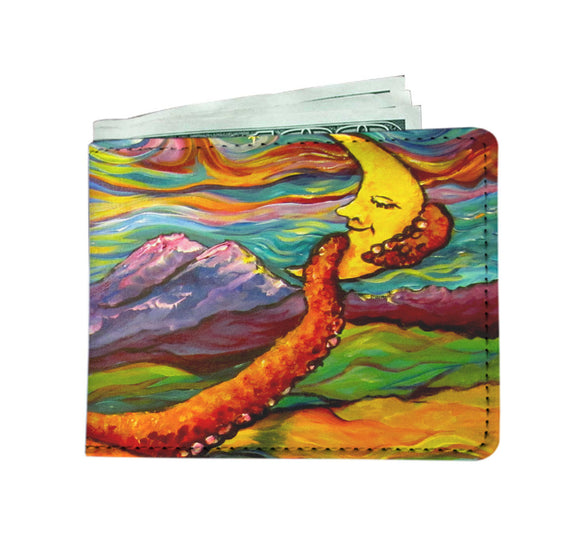 Octopi Port Angeles by Tocher - Men's Wallet
