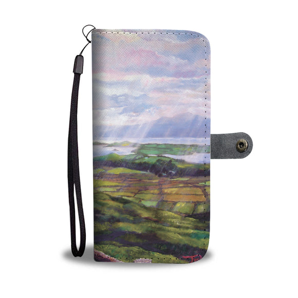 Emerald Isle by Tocher - Wallet Phone Case