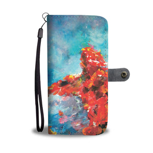 Tsunami by Tocher - Wallet Phone Case