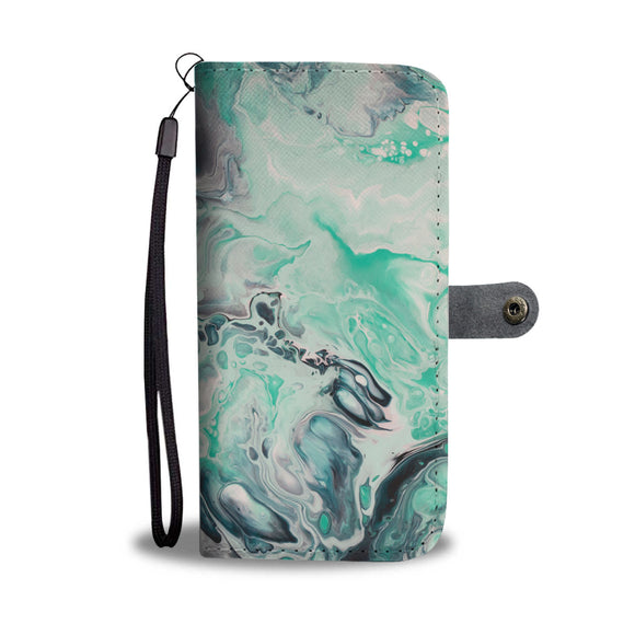 Storm by DeScala - Wallet Phone Case