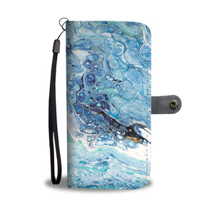 Seaside by DeScala - Wallet Phone Case