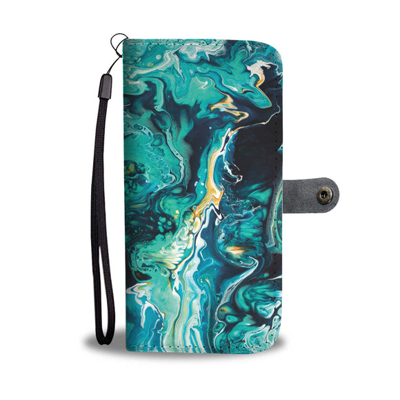 Neptune by DeScala - Wallet Phone Case
