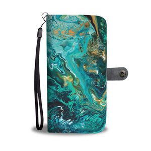 Neptune II by DeScala - Wallet Phone Case