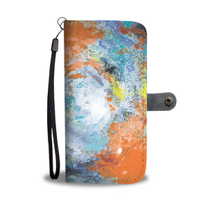 Lyrical by DeScala - Wallet Phone Case