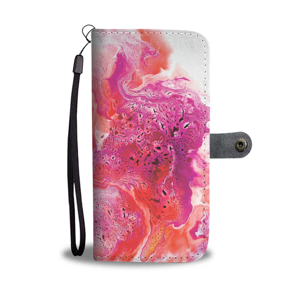 Ethereal by DeScala - Wallet Phone Case