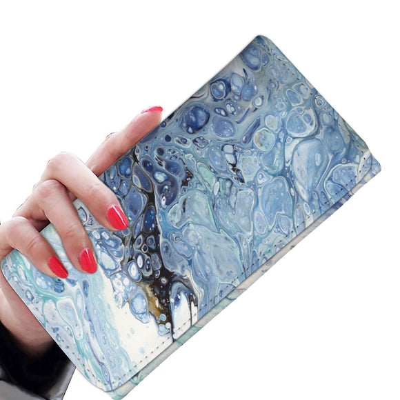 Seaside by DeScala - Women's Wallet Clutch