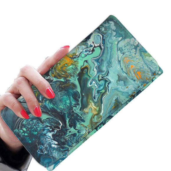 Neptune by DeScala - Women's Wallet Clutch