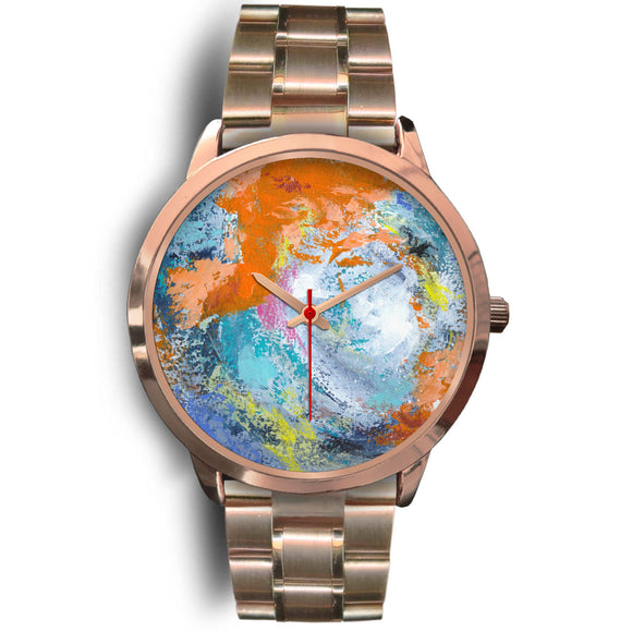Lyrical by DeScala - Rose Gold Watch