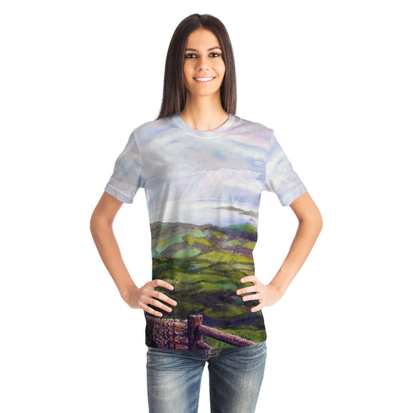 Emerald Isle by Tocher - T-Shirt