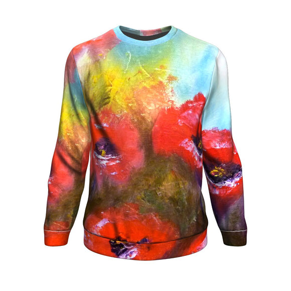 Poppies by Lumens - Sweatshirt