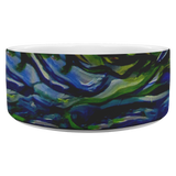 Wetlands 2 by Tocher (Signature) - Dog Bowl