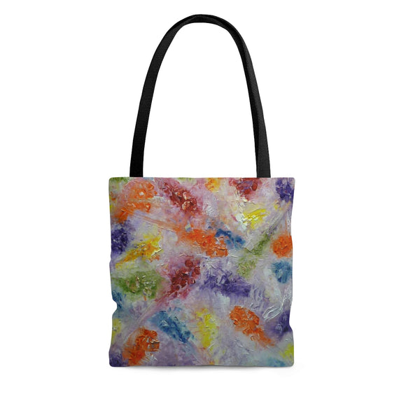Rock Candy by Lumens - Cloth Tote Bag