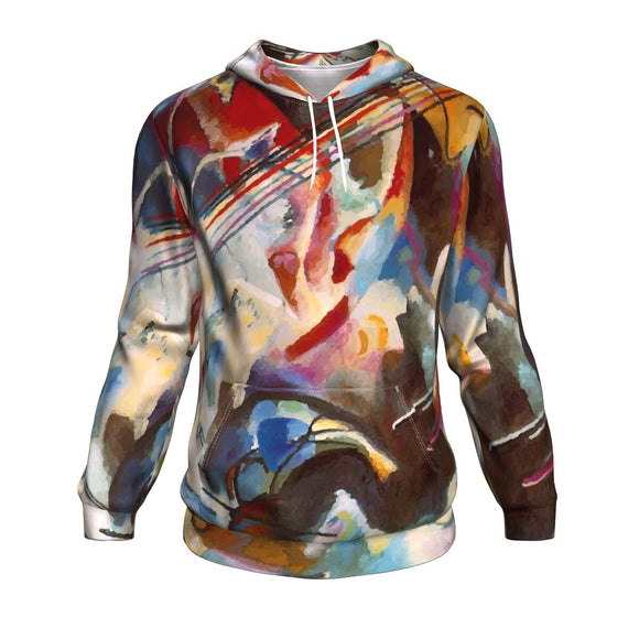 Composition VI by Kandinsky - Hoodie