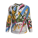 Small Worlds I by Kandinsky - Sweatshirt