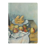 The Basket of Apples by Cezanne - Paperback Journal