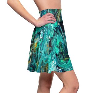 Neptune by DeScala -  Skater Skirt