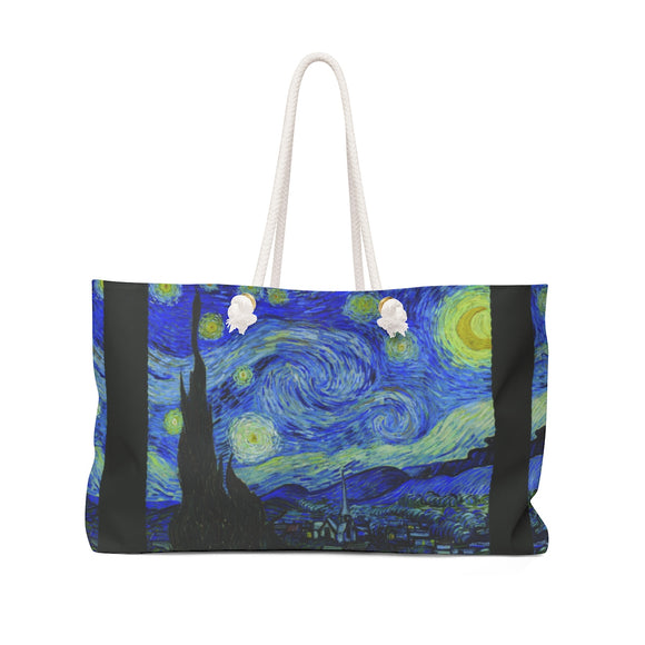 Starry Night by van Gogh - Weekender Bag