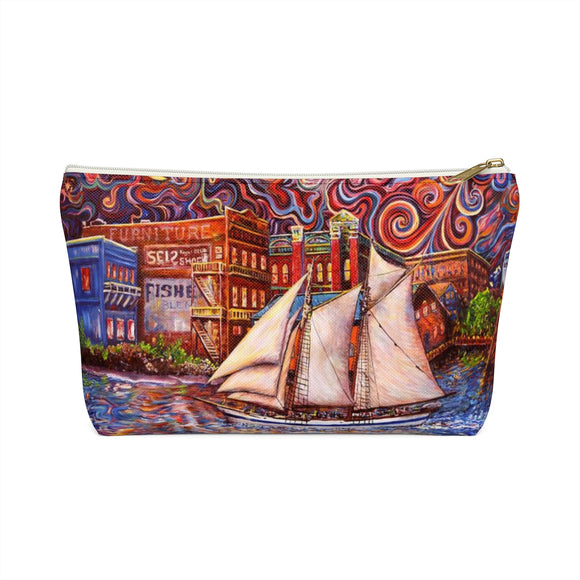 Pt Townsend State of Mind by Tocher - Accessory Pouches with T-bottom