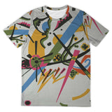 Small Worlds I by Kandinsky - Unisex T-Shirt