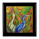 Wetlands 2 by Tocher - Jewelry Box