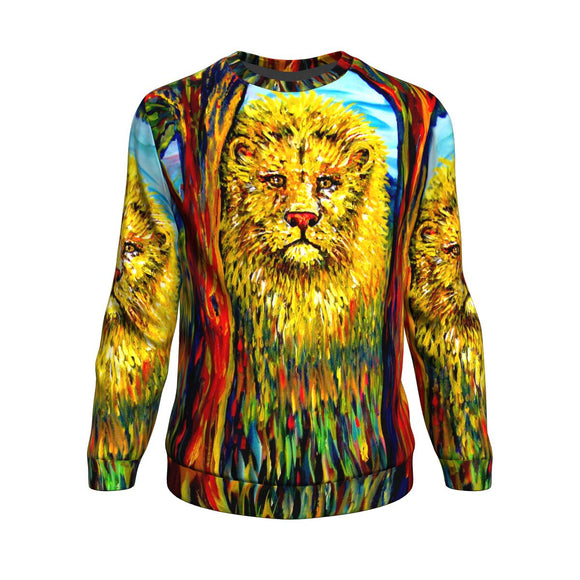 Soul Lion by Tocher - Unisex Sweatshirt