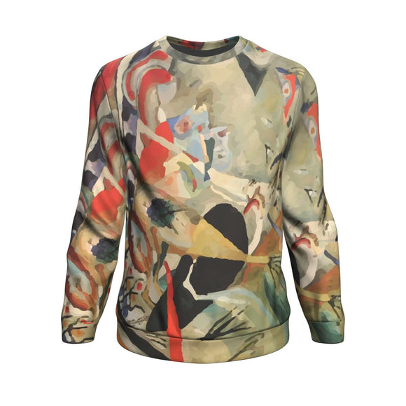In Grey by Kandinsky - Sweatshirt
