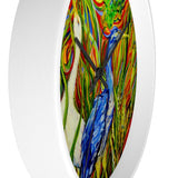 Wetlands by Tocher - Wall clock