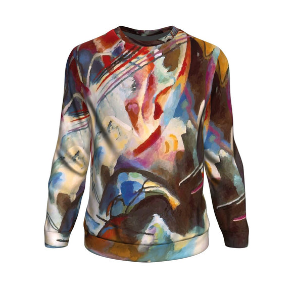 Composition VI by Kandinsky - Sweatshirt
