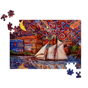 Pt Townsend State of Mind by Tocher - Jigsaw Puzzles