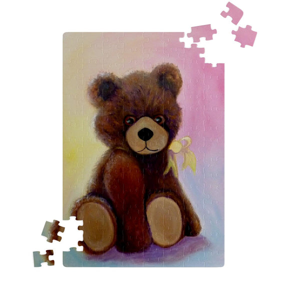 Teddy Bear by Lumens - Jigsaw Puzzles