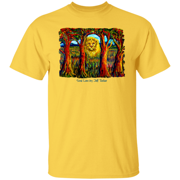 Soul Lion  by Tocher T-Shirt