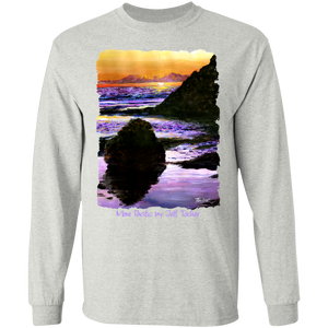 More Pacific by Tocher - LS Ultra Cotton T-Shirt