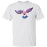 Owl Spirit by Tocher - T-Shirt