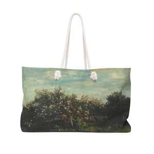 Apple Blossoms by Daubigny - Weekender Bag