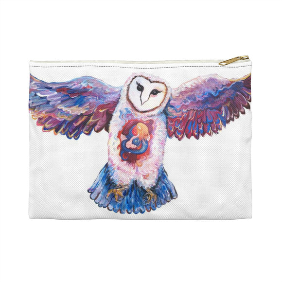Owl Spirit by Tocher - Accessory Pouches