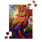 Bird of Paradise by Tocher - Jigsaw Puzzles