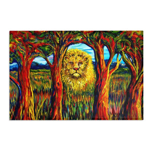 Soul Lion by Tocher - Area Rugs