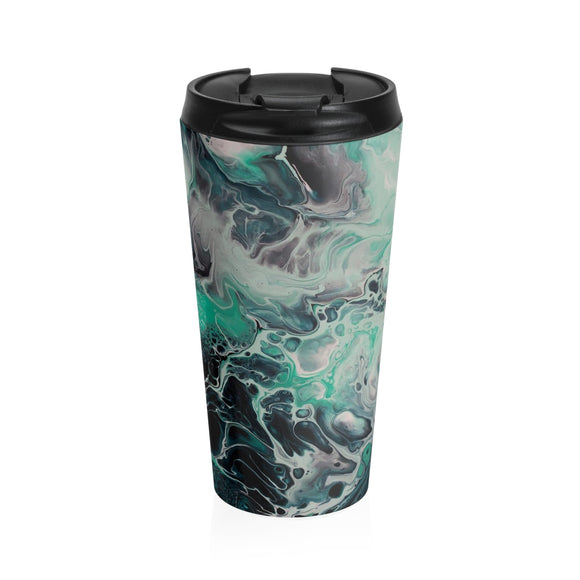 Storm by DeScala - Stainless Steel Travel Mug