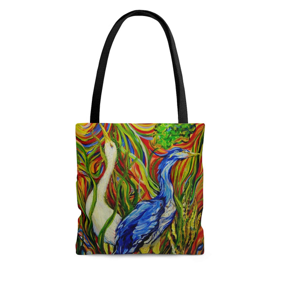 Wetlands 2 by Tocher - Cloth Tote Bag