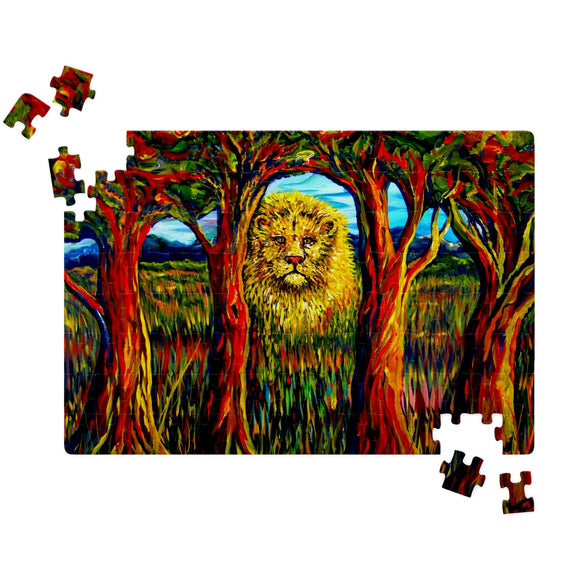 Soul Lion by Tocher - Jigsaw Puzzles