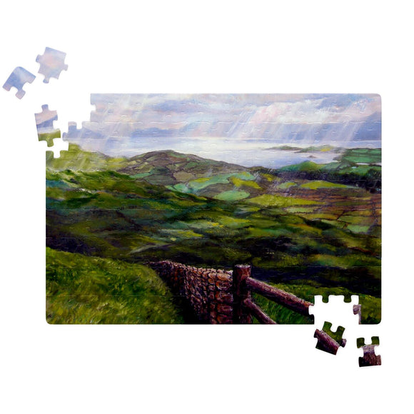 Emerald Isle by Tocher - Jigsaw Puzzles