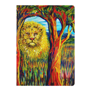 Soul Lion by Tocher - Paperback Journal