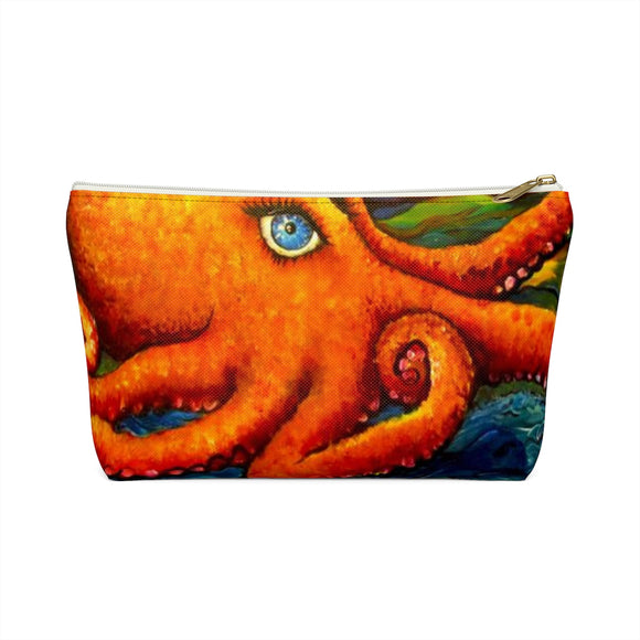 Octopi Port Angeles by Tocher - Accessory Pouches with T-bottom