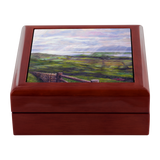 Emerald Isle by Tocher - Jewelry Box