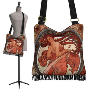 Dance by Mucha - Crossbody Boho Handbag