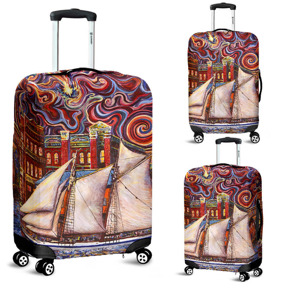 Pt Townsend State of Mind by Tocher - Luggage Cover