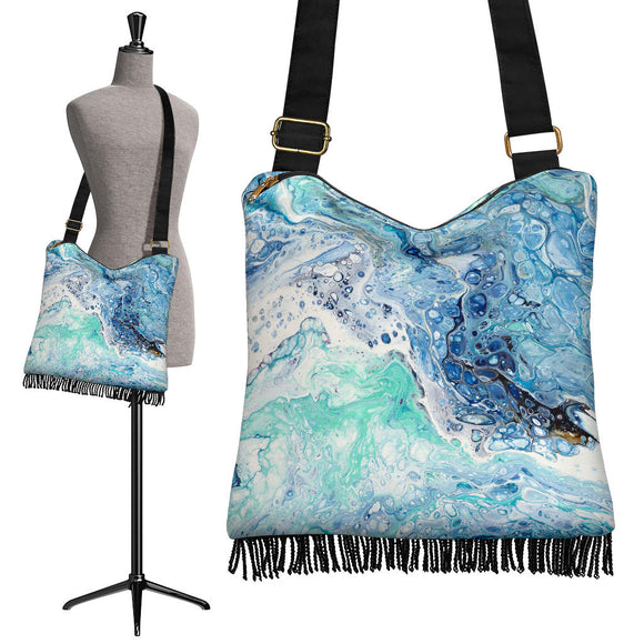 Seaside by DeScala - Crossbody Boho Handbag