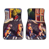 Otter Road by Tocher - Front Car Mats